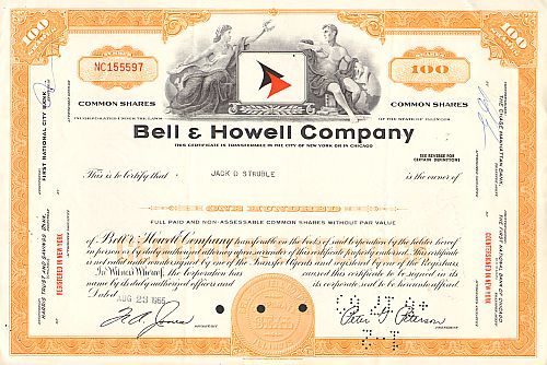 Bell & Howell Company (alte Ausgabe)