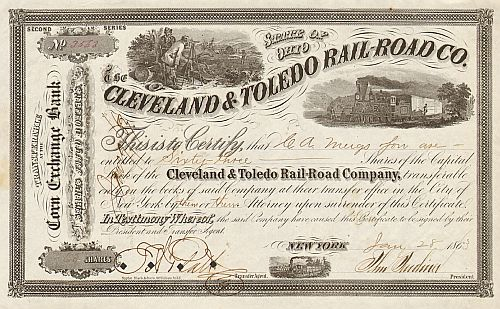 Cleveland & Toledo Rail-Road Co.