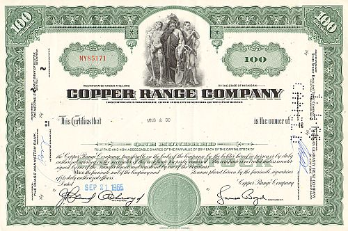 Copper Range Company