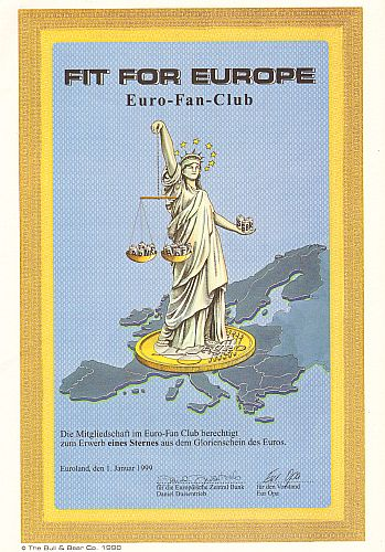 Fit for Europe (Euro Fan Club)