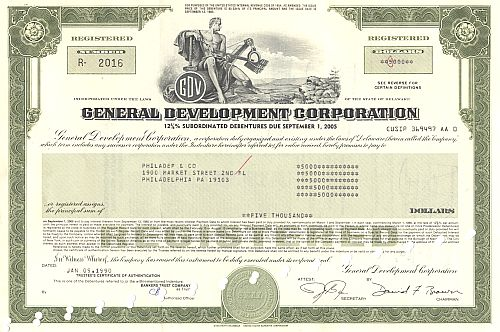 General Development Corporation
