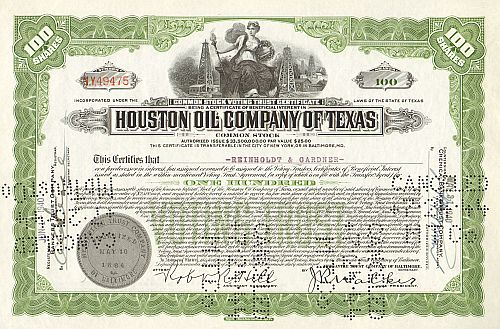 Houston Oil Company of Texas