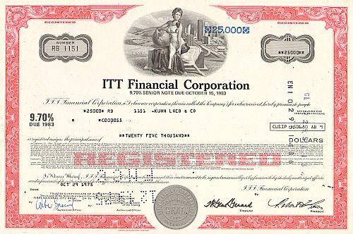 ITT Financial Corporation