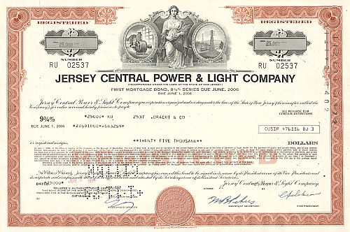 Jersey Central Power & Light Company