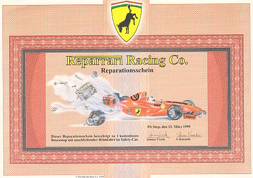 Reparrari Racing Co.
