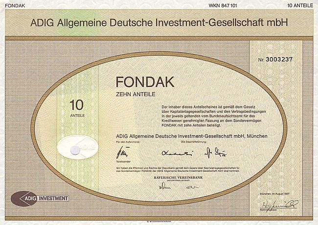 Adig investment europa vision benefits other investment holding companies 64202