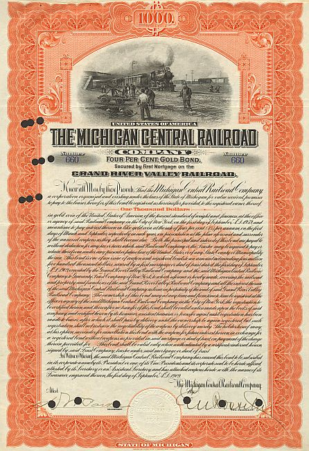 Michigan Central Railroad
