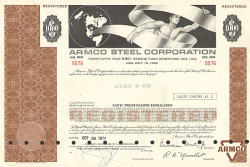 American Training Services, Inc.  historic stocks - old certificates