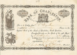 Bank of Charleston -  Banken und Versicherungen