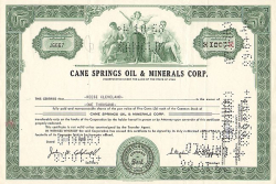 Celanese Corporation  historic stocks - old certificates
