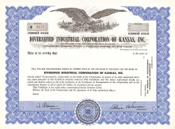 historic stocks - old certificates Railroads