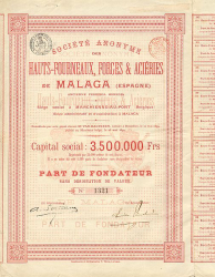 Internationale-Spiritus-Compagnie A.G.  -  historic stocks - old certificates Farming
