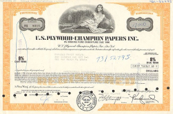 U.S. Plywood-Champion Papers Inc. -  Medien, Film und Druck